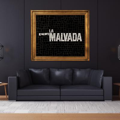 2048 x 2048 LA MALVADA MOCKUP