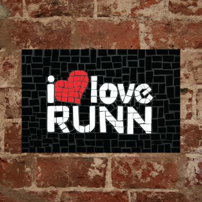 2048x2048 - I Love Runn