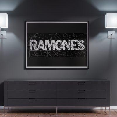 RAMONES Mockup