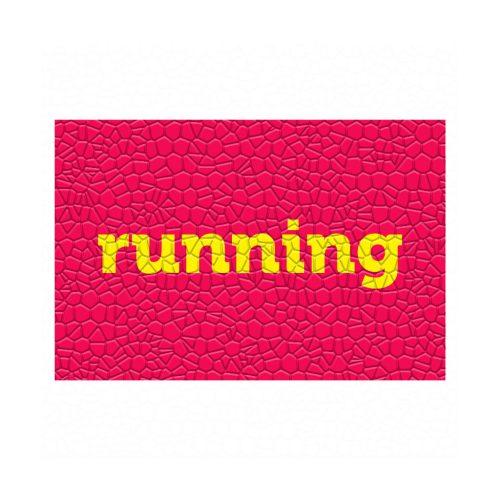 Running-Magenta