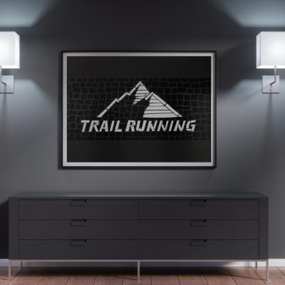 TRAIL RUNNING MOCK UP_